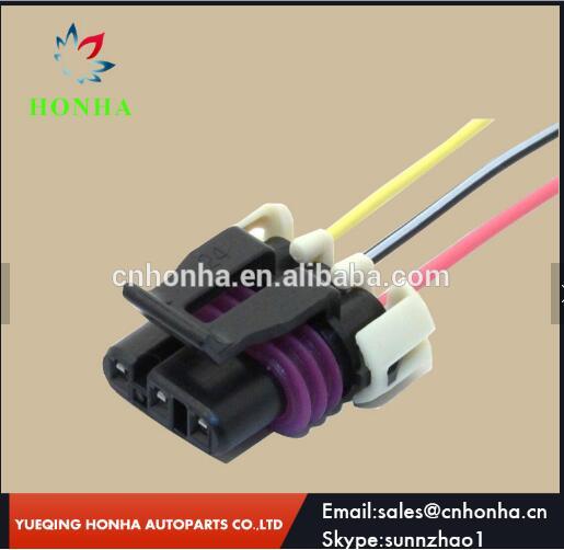 US $15.99 |3 Way LS1 LT1 3 MAF M Air Flow Sensor Connector Pigtail on