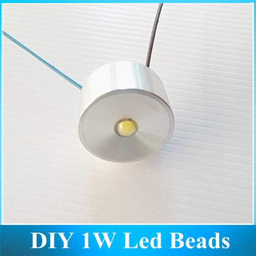 Low Voltage Indoor Lighting Systems: LED High Power Lamp Beads / DIY Crystal Lamp Low Voltage