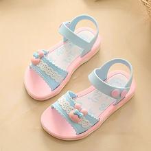 girls sandals summer hot children rain shoes big gi