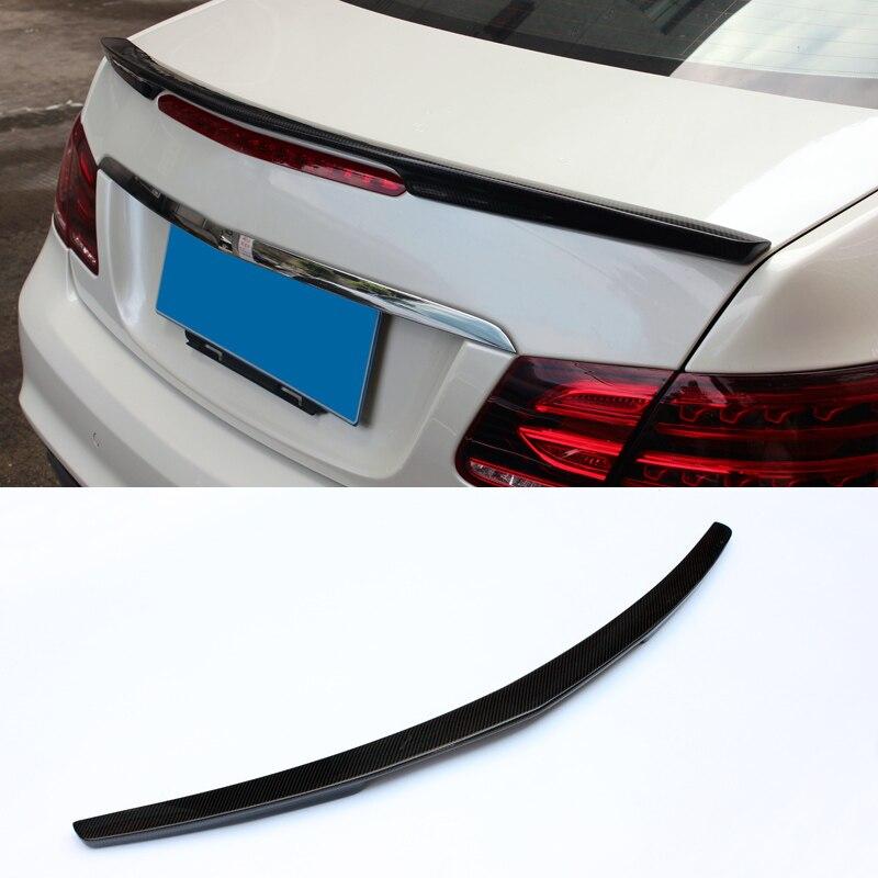 Stylový spoiler z uhlíkových vláken vhodný pro Benz 2Door E-Class W207 C207
