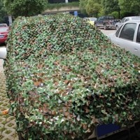 1 5M 5M Outdoor Military Sun Shelter Net Hunting Camping Woodland Jungle Camo Blinds Tarp Car