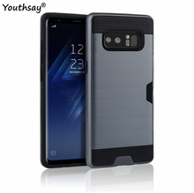Youthsay For Coque Samsung Galaxy Note 8 Case N950F Cover Armor Cases Phone