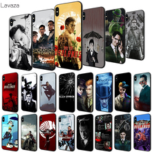 Lavaza Into The Badlands Gotham TV Soft Case for Apple iPhone 6 6S 7 8 Plus 5 5S SE X XS MAX XR TPU Cover футболка print bar into the badlands mk
