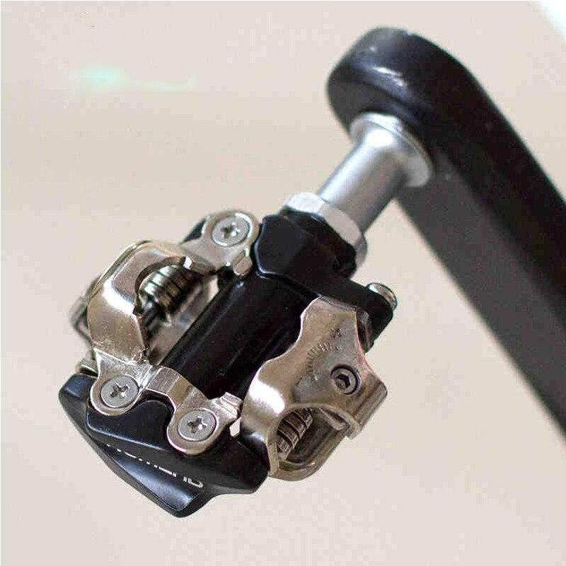 AOXIN Mountainbike Touring Klick MTB SR-168 schloss stück Fahrrad Pedale Stollen Clips