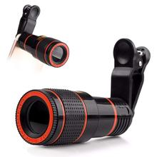 Telephoto Zoom Lens Cell Phone