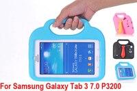 EVA Foam Shockproof Washable Case For Samsung Galaxy Tab 3 7 0 P3200 P3110 Cover Good