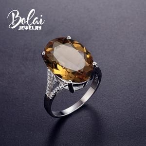 Image 5 - Bolaijewelry、zultaniteリング925スターリングスライバーファインジュエリー宝石作成色変更エレガントなデザイン最高品質のギフト
