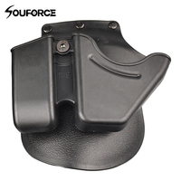 Tactical Holster CU 9 Holster Punch Magazine Pouch Handcuffs HOLSTER