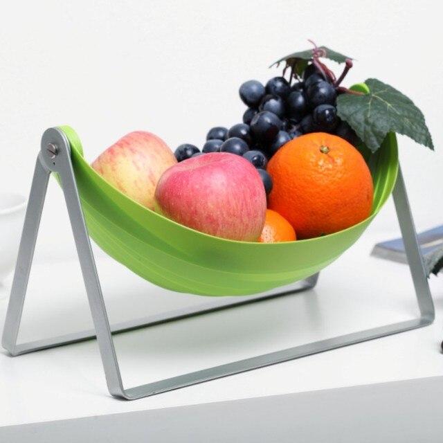 Venta Cesta de fruta mesa comedor estante almacenamiento ...