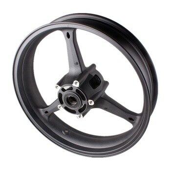 For Suzuki GSXR600/750 2006-2007 GSXR1000 2005-2008 K5 K6 K7 Motorcycle Front Wheel Rim Black