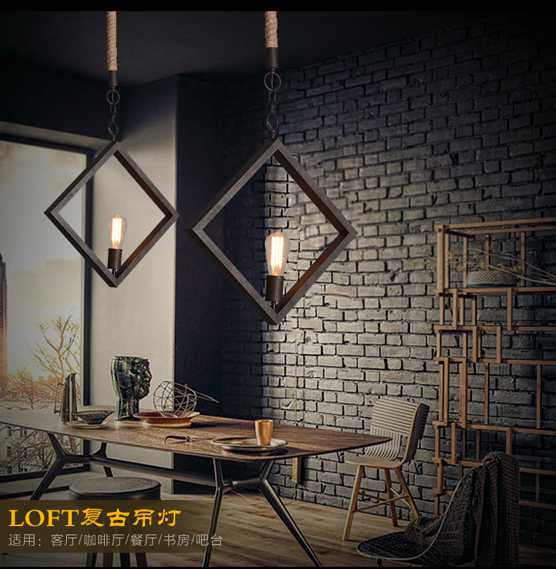ФОТО Creative Edison Bulb Vintage Industrial Lighting Lamp E27 Holder Pendant Light American Aisle Lights Lamp Light ing Fixtures