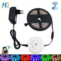 5M 10M 15M 20M 2835 Smd RGB LED Strip Light 54Leds M 3825 Waterproof Led Tape