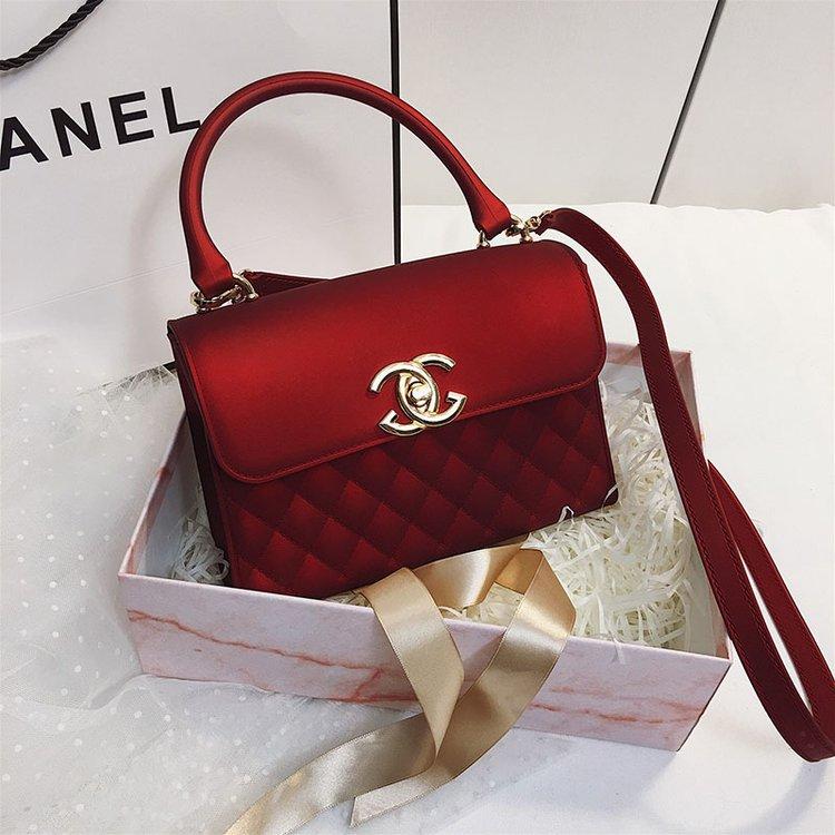 Luxury Handbags Famous Brand Women Bag Designer Single Shoulder Skew Span Small Bag Gift Change Mobile Phone gg bag paris