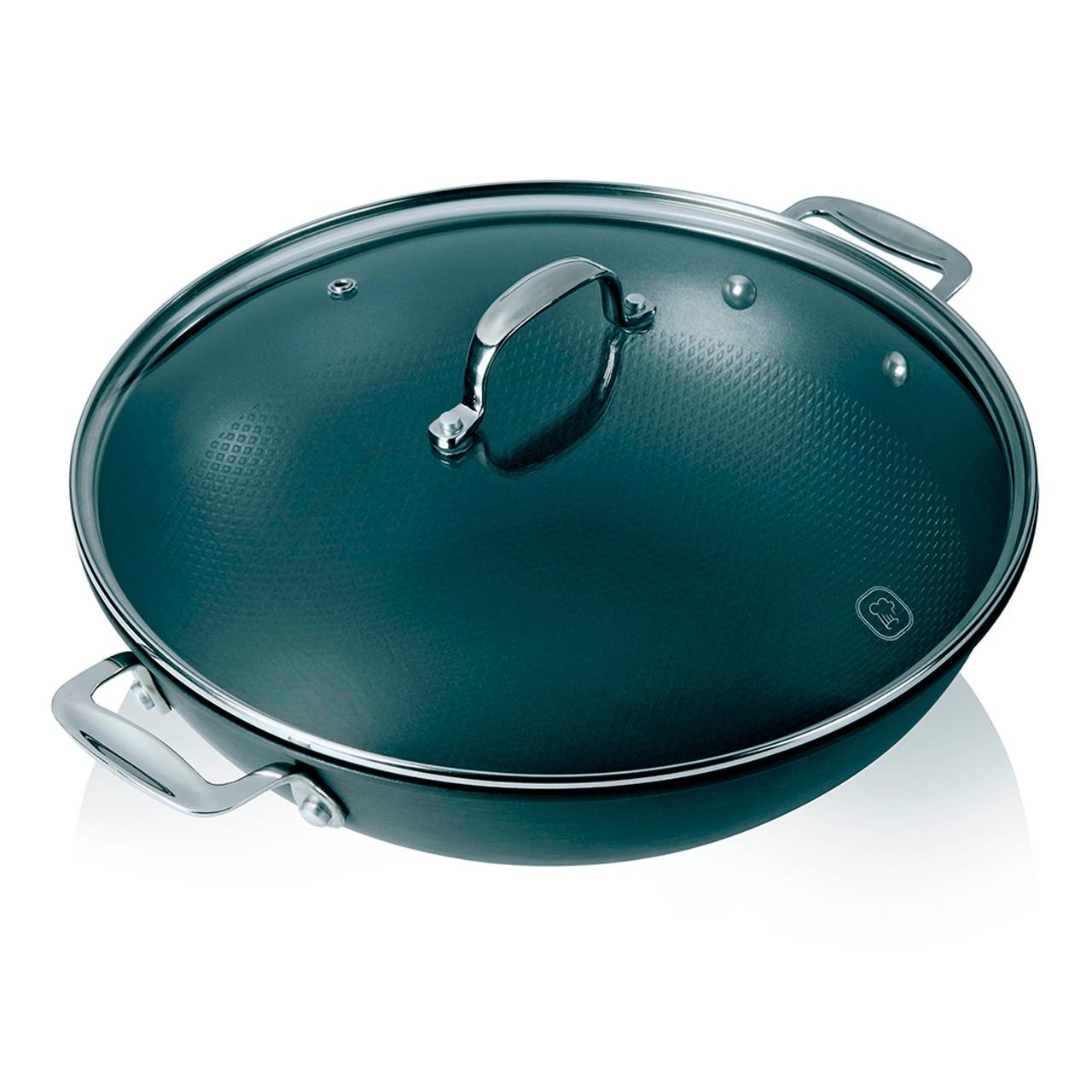 Wok with lid Rondell Wok 4,6 L RDA-114 wok box