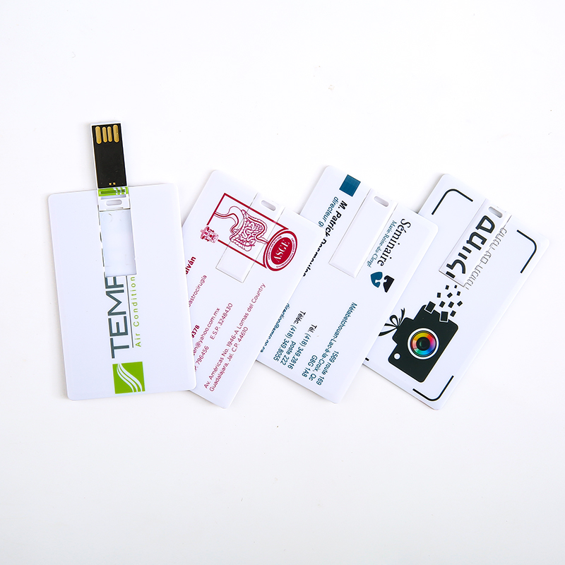 Gut Ausgebildete Custom-stick-groß Pack-usb 2.0 Kreditkarte Design Farbige In Weiß-digital Print Ihr Individuelles Design Als Werbe Gut FüR Antipyretika Und Hals-Schnuller