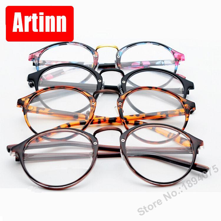 prescription eyeglasses frames men eye glasses women computer eyewear nerd eye wear optical myopia pc spectacl