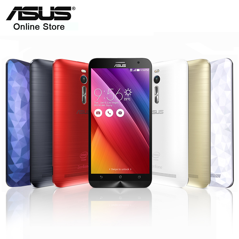 Asus ZenFone 2 ZE551ML 5.5'' Smartphone 4GB RAM 32GB ROM 4G LTE Android 5.0 Quad Core Intel Z3580 2.3GHz NFC 6 Colors Available
