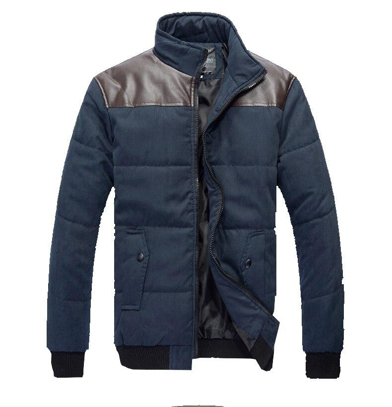 2016 Winter Men s Down Jacket Snow Warm Clothing For Men Down Jackets Stand CollarThicken Park