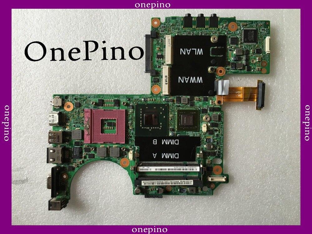 Pour DELL XPS M1330 0PU073 mère d'ordinateur portable pour intel tasse carte graphique livraison gratuite CN-0PU073