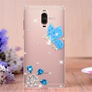 3D шикарный Роскошный чехол для телефона Huawei Nova 2i Honor 20 10 7a Pro 9i Mate 10 Lite Pro Y5 Y6 Y7 Prime Y9 2018 honor 7c pro