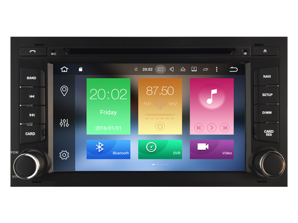 Android 8.0 CAR Audio DVD player FOR SEAT LEON 2014 gps Multimedia head device unit receiver BT WIFI