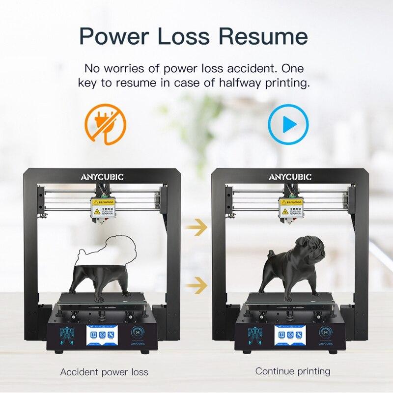 Hot Sale] ANYCUBIC I3 Mega 3D Printer Large Plus Size Full