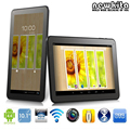 Newkita 10 polegada quad core android tablet pc a33 rom 16g bluetooth fm hdmi external 3g 1024 * 600pxl tablet android 10.1