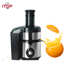 ITOP 800W Slow Juicer Fruits Vegetables Slowly Centrifugal Apple Orange Juice Extractor Juicers Fruit Drinking Machine 220V free shipping juice machine low speed multi function juice extractor slow home juicers