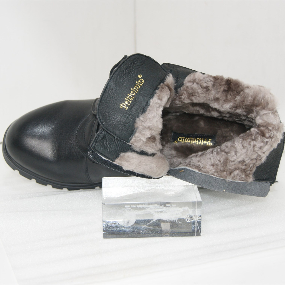 Pritimimin FN50 C Fashion New Winter Damen warme Echtpelz gefütterte - Damenschuhe - Foto 5