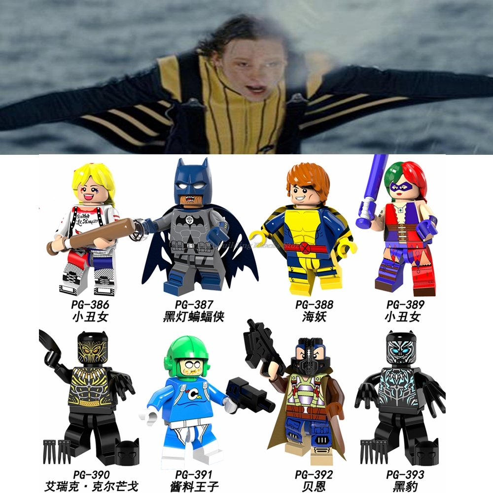 Legoing Supers Hero Movie Batman Small Figure Pg416 Jor-el Diy Toys Building Block Model Compatible With Legoings Marvel Back To Search Resultstoys & Hobbies Blocks