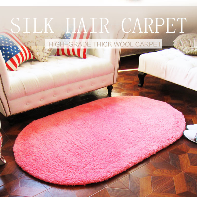 Simple Modern Nordic Rugs And Carpets Living Room Bedroom Absorbent ...