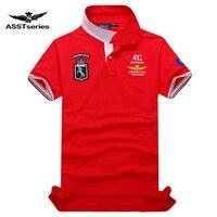 2016 Air Force One Top Quality Embroidery Men S Aeronautica Militare Men Shirts Brand Diamond Fashion