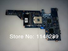 Free Shipping DA0R12MB6E0 REV :E laptop motherboard For Hp Pavilion G4 G6 G7 Notebook PC 636372-001