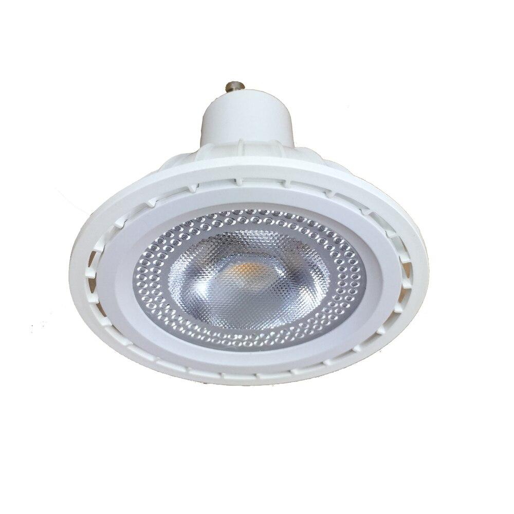 Inside Heatsink Aluminum Outside Plastic Coated LED AR70 6W 7W Lamps ...