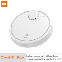 Original XIAOMI Robot Vacuum Cleaner for Home XIAO MI Auto Sweeping Dust Sterilize Smart Path Planned Mobile App Remote Control