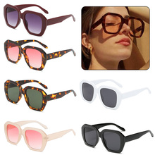 Square Sunglasses Oversized Big Frame Vintage Women Brand Designer Luxury 2018 New Fashion Trendy Popular Sun Glasses UV400
