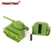 Mini tank usb Flash Drive 4gb/8gb/16gb/32gb