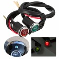 Motorcycle ATV Neutral Reverse Light Gear N/R Indicator For 50 110 125 150 200 250cc