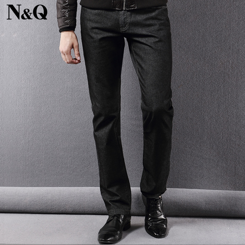 Black skinny jeans business casual