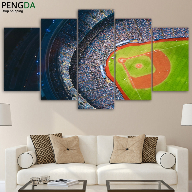 Sports Wall Decor online get cheap canvas baseball art -aliexpress | alibaba group
