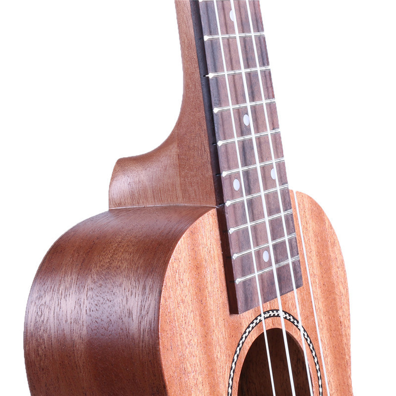 Sports & Entertainment Xfdz Irin Hot 21 Inch Ukelele Soprano Wooden Basswood Fingerboard Hawaii Acoustic Guitar Elegant In Style Stringed Instruments