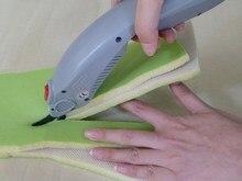 power electric sponge swob cutter foam cutting knife