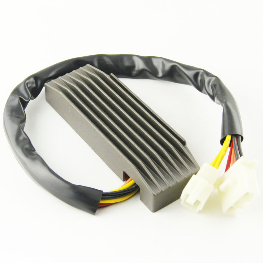 Motorcycle voltage regulator rectifier for <font><b>SUZUKI</b></font> <font><b>VS1400</b></font> VS1400GLP Intruder <font><b>VS1400</b></font> VS1400GLP Boulevard image
