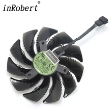 Новый T129215SU 88 мм кулер вентилятор Замена для Gigabyte Geforce GTX 1050 1050TI 1060 1070 1070TI G1 Radeon RX 570 580 470 Ga mi ng mi