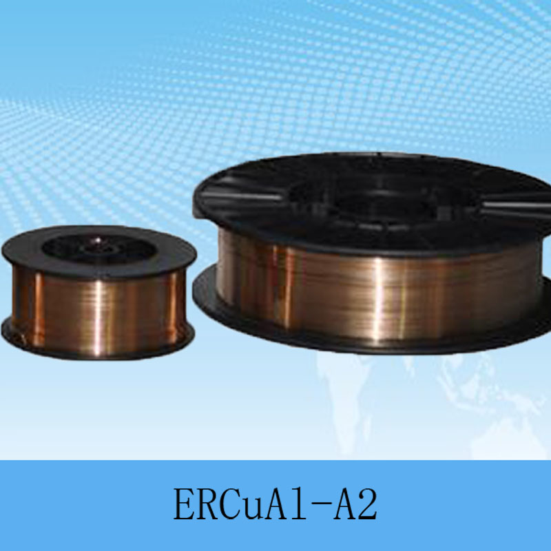 ERCuAl A2 Aluminum bronze welding rod dia0.8 HSCuA2 HS215 ER215 soldering wire for TIG MIG