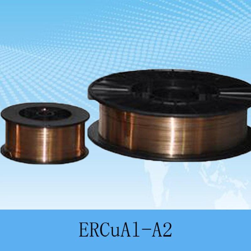 ERCuAl-A2 aluminium bronze baguette de soudage dia0.8 HSCuA2 HS215 ER215 fil à souder pour TIG MIG