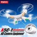 Бесплатная Доставка! Syma X5C-1 Исследователей 2.4 ГГц 4CH 6-осевой Гироскоп RC Quadcopter Drone HD Камера RTF