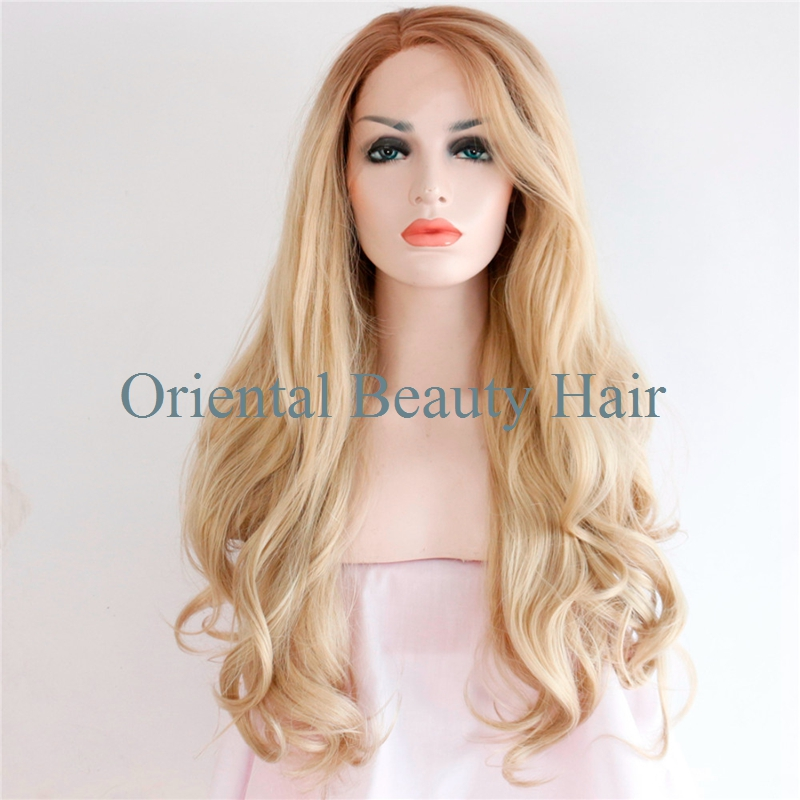 synthetic hair that can be heat styled free shipping cheap heat resistant hair wavy 9212