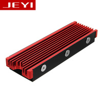 JEYI 2 3 4Pcs Cooling Warship Dust Proof NVME NGFF M 2 2280 Thermal Conductivity Silicon