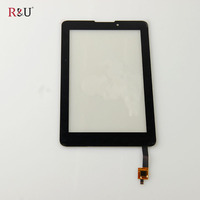 High Quality 7 Inch Touch Screen Panel Digitizer Outer Glass Sensor Replacement Parts For Acer Iconia